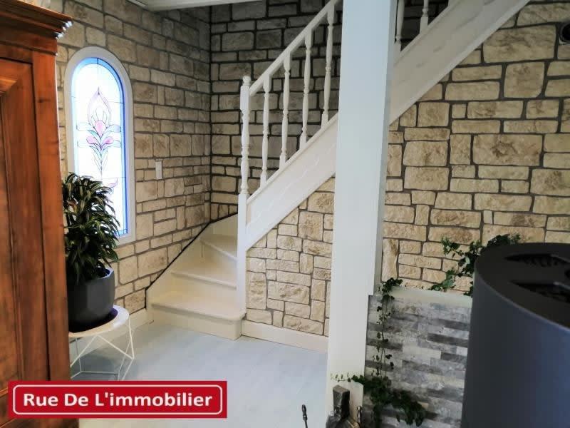 Sale house / villa Niederbronn les bains 416000€ - Picture 5