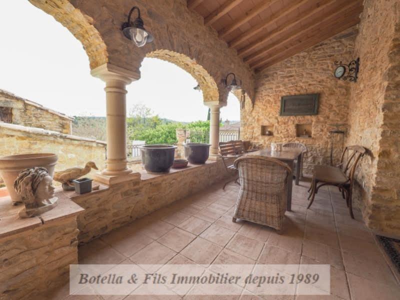 Verkauf von luxusobjekt haus Uzes 479000€ - Fotografie 1