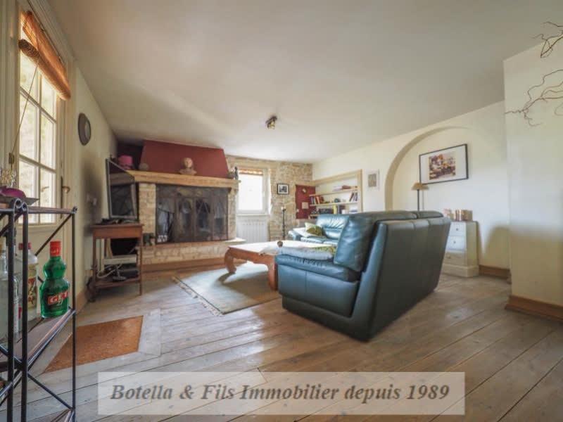 Verkauf von luxusobjekt haus Uzes 479000€ - Fotografie 4