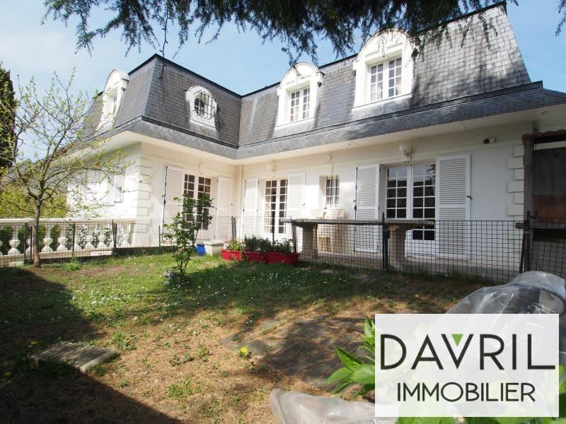Deluxe sale house / villa Conflans ste honorine 649000€ - Picture 1