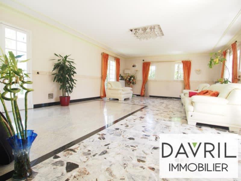 Deluxe sale house / villa Conflans ste honorine 649000€ - Picture 2