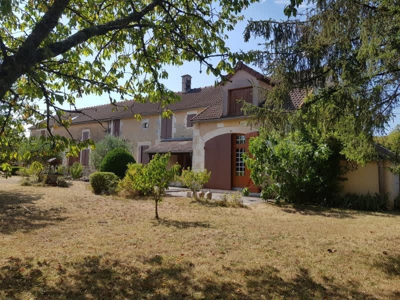 Vente maison / villa Sougeres en puisaye 225000€ - Photo 1