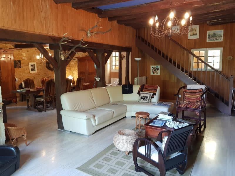 Vente maison / villa Sougeres en puisaye 225000€ - Photo 3