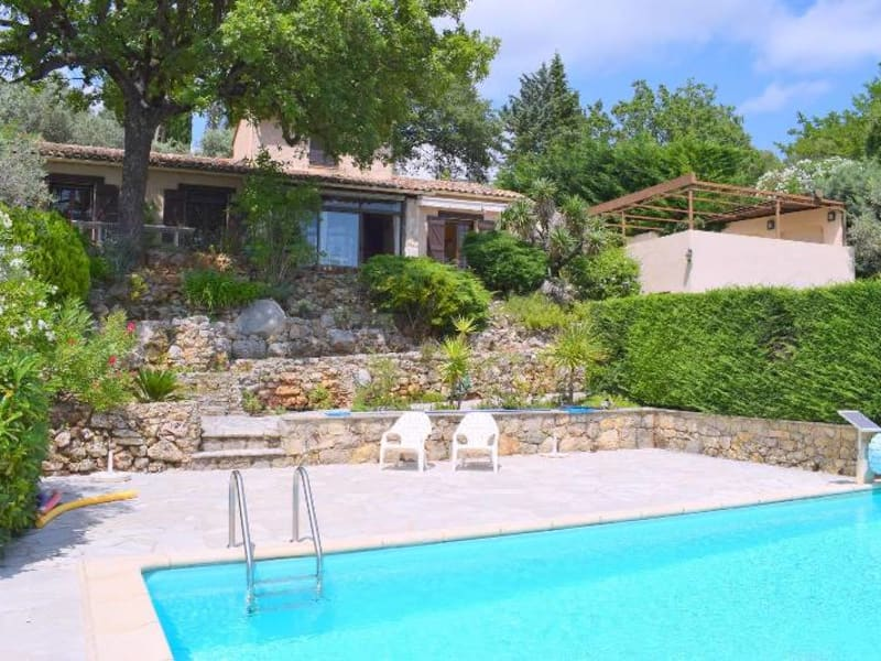 Vente maison / villa Fayence 555 000€ - Photo 1