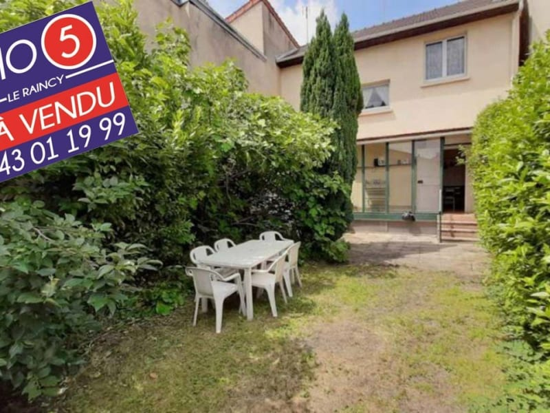 Sale house / villa Bondy 315000€ - Picture 1