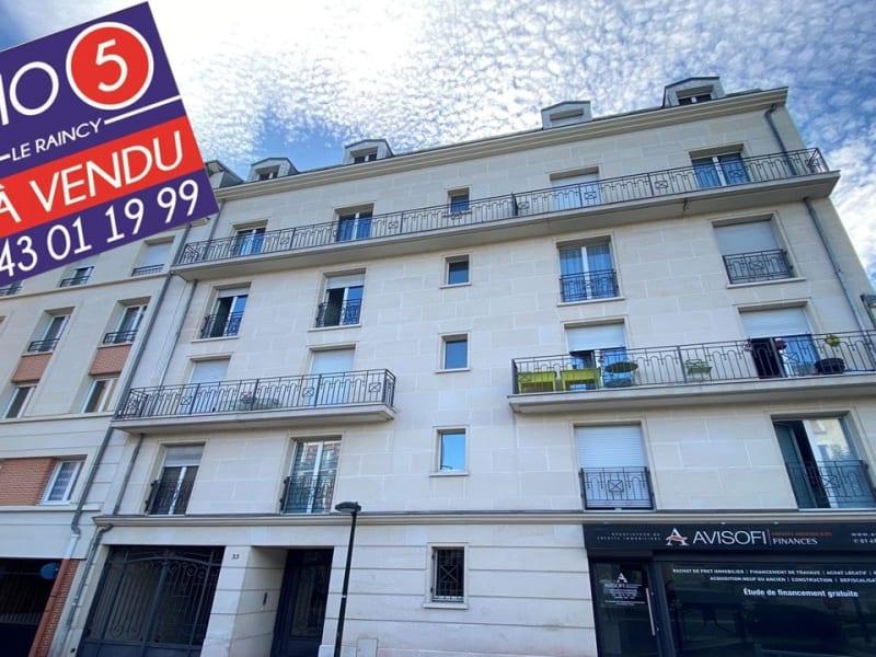 Vente appartement Le raincy 339000€ - Photo 1