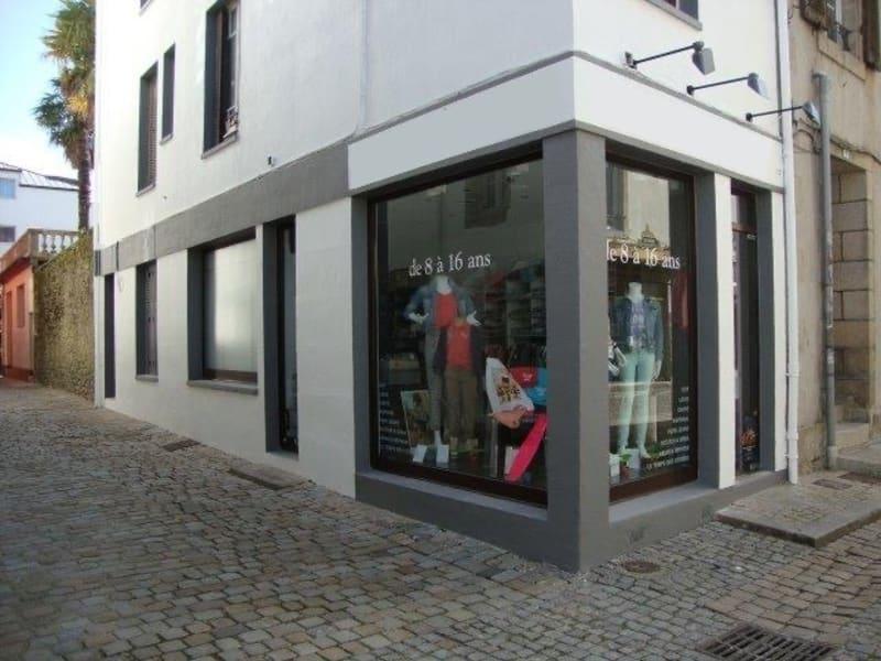 Location local commercial Quimper 1000€ CC - Photo 1