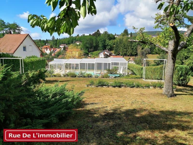Sale house / villa Niederbronn les bains 416000€ - Picture 7