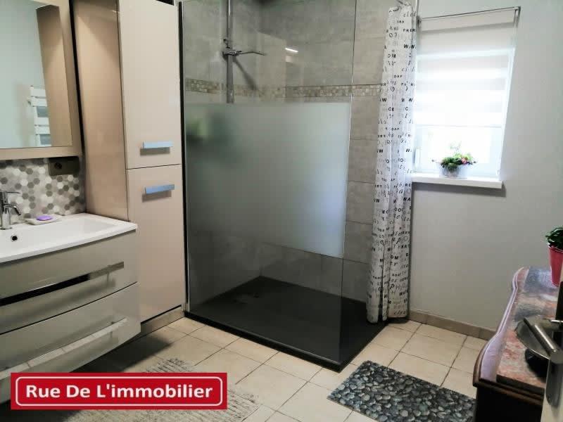 Sale house / villa Niederbronn les bains 416000€ - Picture 8