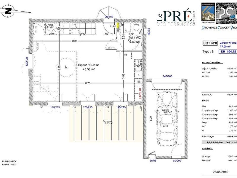 Vente maison / villa Saint cannat 395500€ - Photo 2