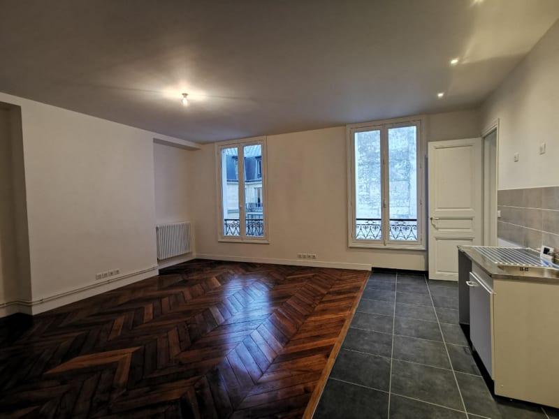 Rental apartment Paris 8ème 3214,53€ CC - Picture 1