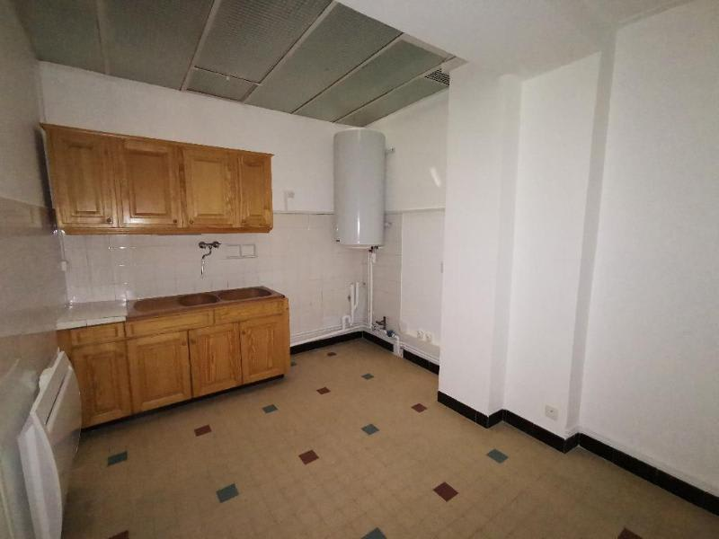 Rental apartment Nantua 470€ CC - Picture 1