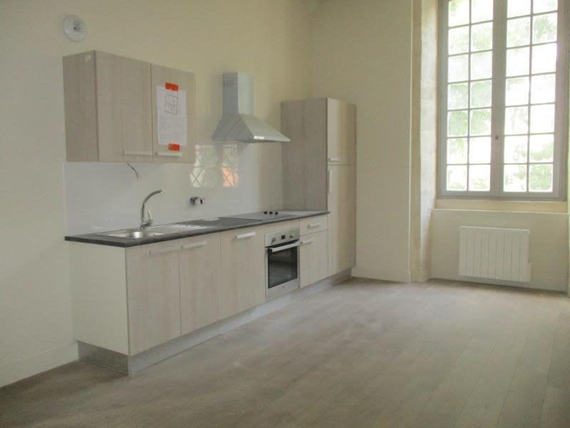 Rental apartment Nimes 643€ CC - Picture 1
