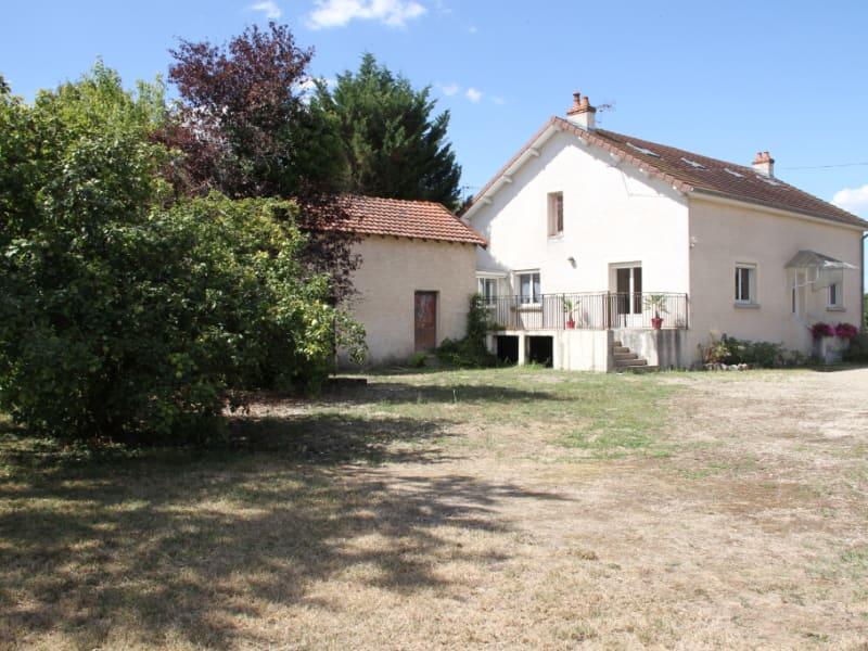 Sale house / villa Saint aubin 215000€ - Picture 1