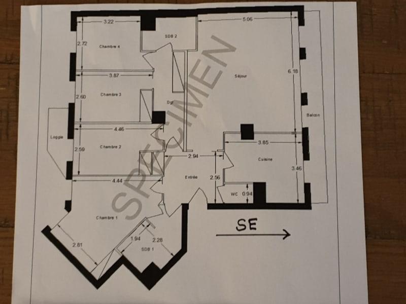Sale apartment Levallois 1450000€ - Picture 14