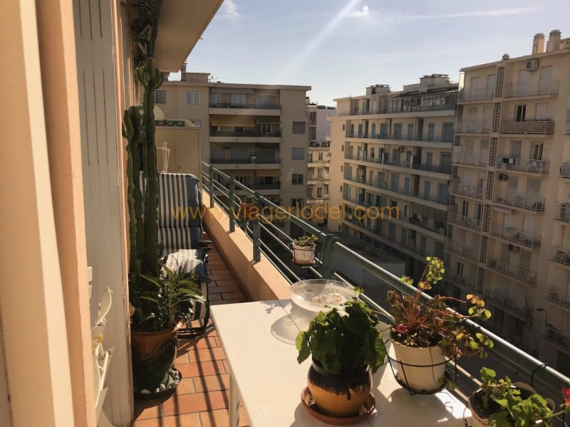 Life annuity apartment Nice 52 500€ - Picture 1