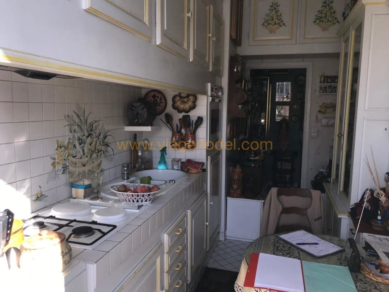 Life annuity apartment Nice 52 500€ - Picture 5