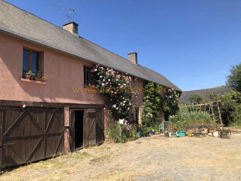 Life annuity house / villa Montreuil sur lozon 85000€ - Picture 1