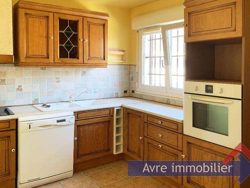 Vente appartement Verneuil d avre et d iton 149 000€ - Photo 2