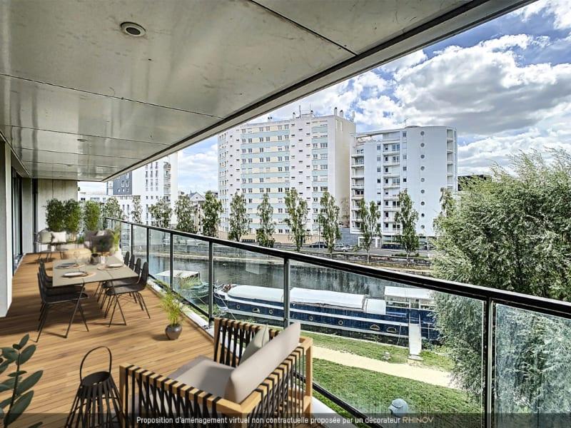 Sale apartment Rennes 1397250€ - Picture 1