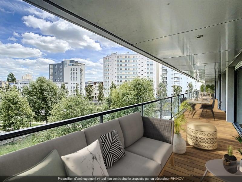 Venta  apartamento Rennes 1397250€ - Fotografía 7