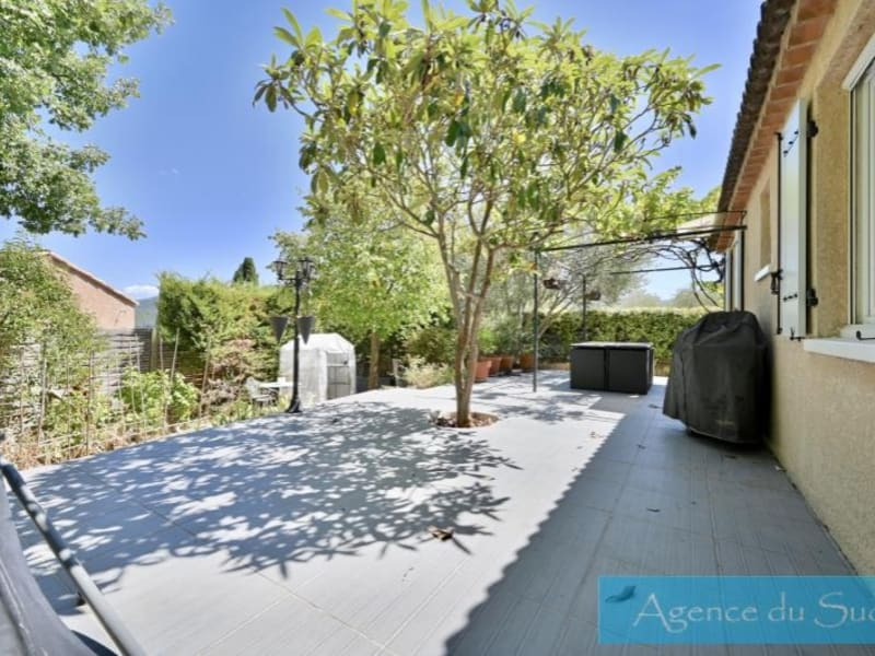 Vente maison / villa Auriol 465000€ - Photo 2