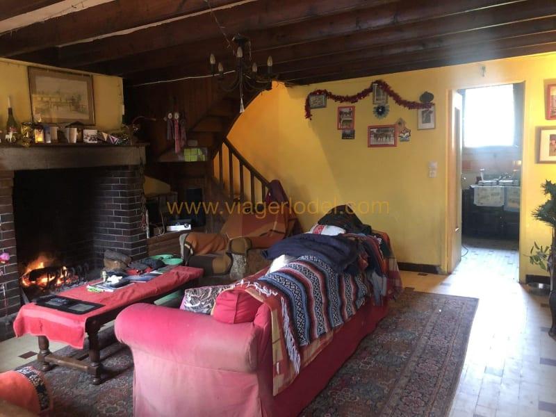 Life annuity house / villa Montreuil sur lozon 85000€ - Picture 3