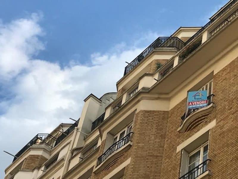 Sale apartment Issy les moulineaux 598000€ - Picture 1