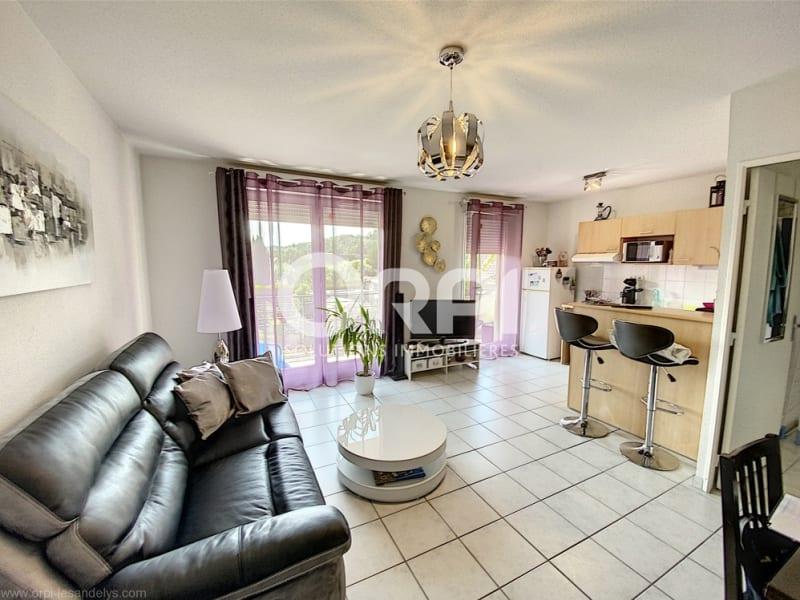 Vente appartement Les andelys 75000€ - Photo 2