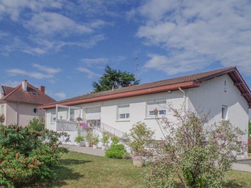 Sale house / villa Villars les dombes 599000€ - Picture 1