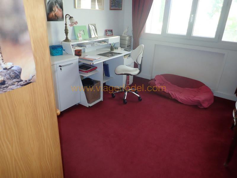 Verkauf auf rentenbasis haus Biot 135000€ - Fotografie 14