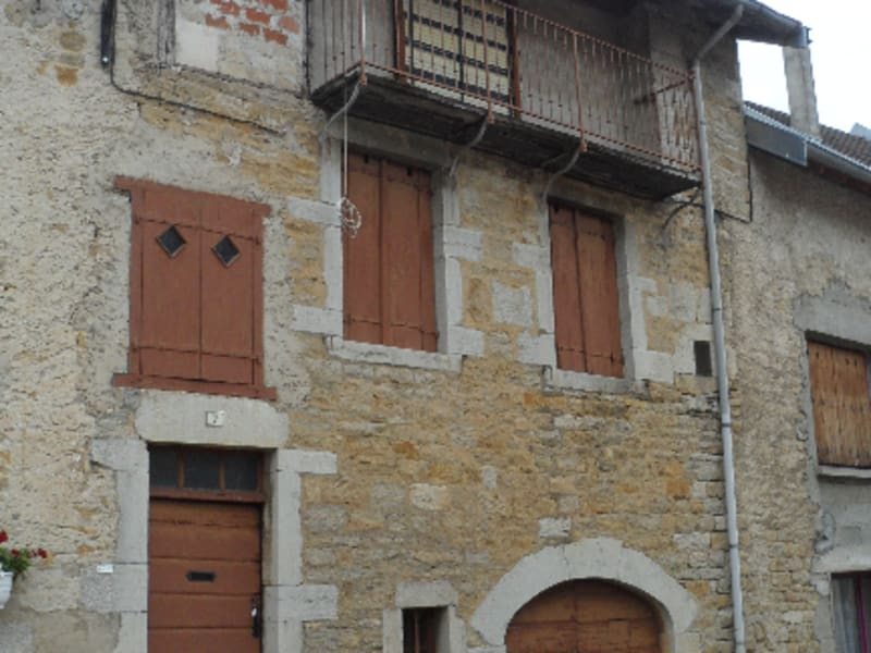 Sale house / villa Vernantois 60 000€ - Picture 1