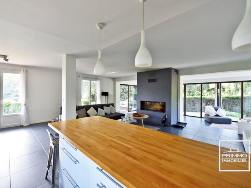 Vente maison / villa Collonges au mont d or 885000€ - Photo 8