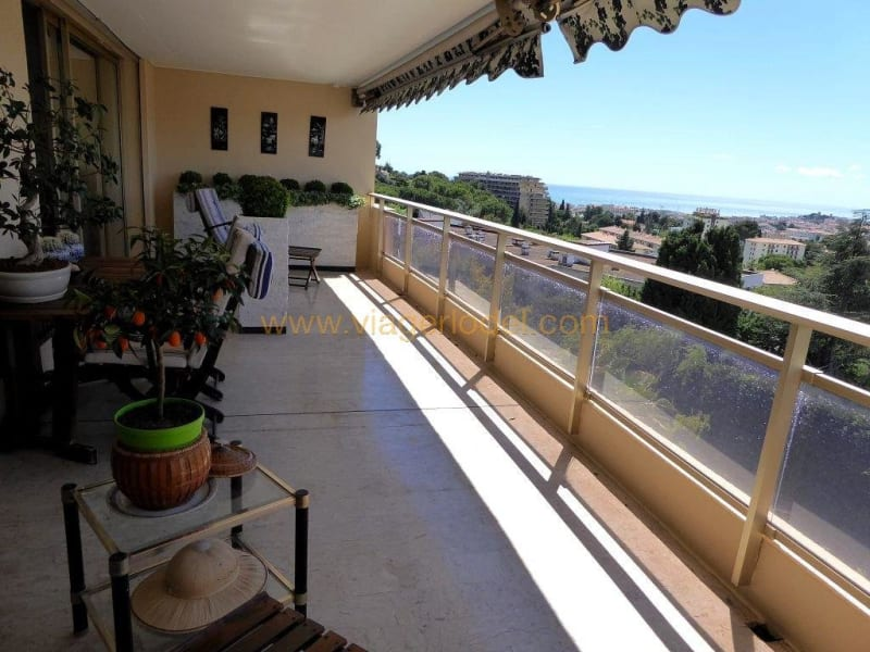 Life annuity apartment Le cannet 450000€ - Picture 2