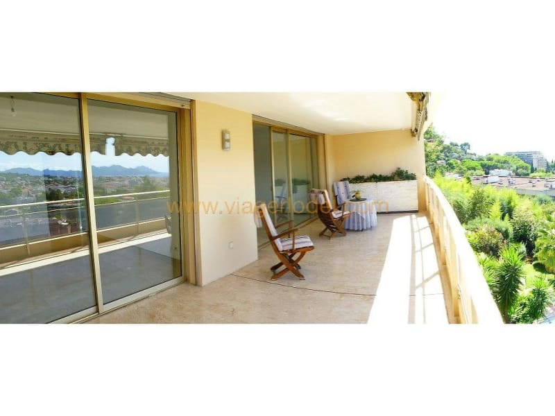 Life annuity apartment Le cannet 450000€ - Picture 3