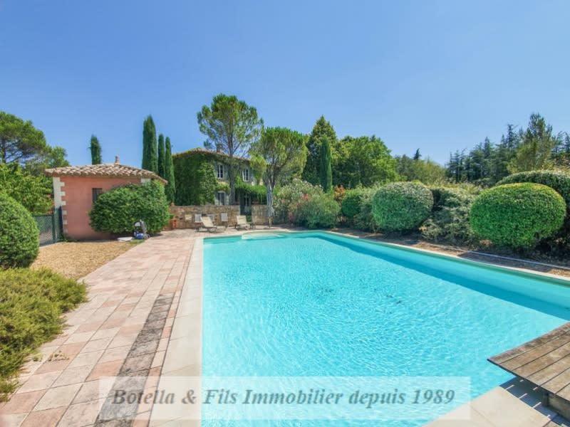 Vente de prestige maison / villa Uzes 990000€ - Photo 1