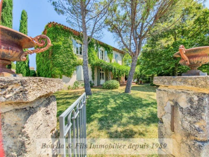 Vente de prestige maison / villa Uzes 990000€ - Photo 2