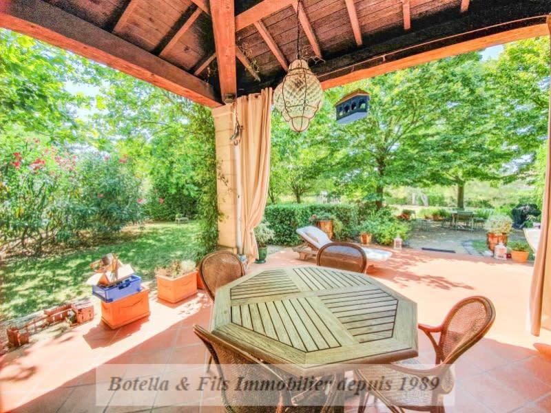 Vente de prestige maison / villa Uzes 990000€ - Photo 4