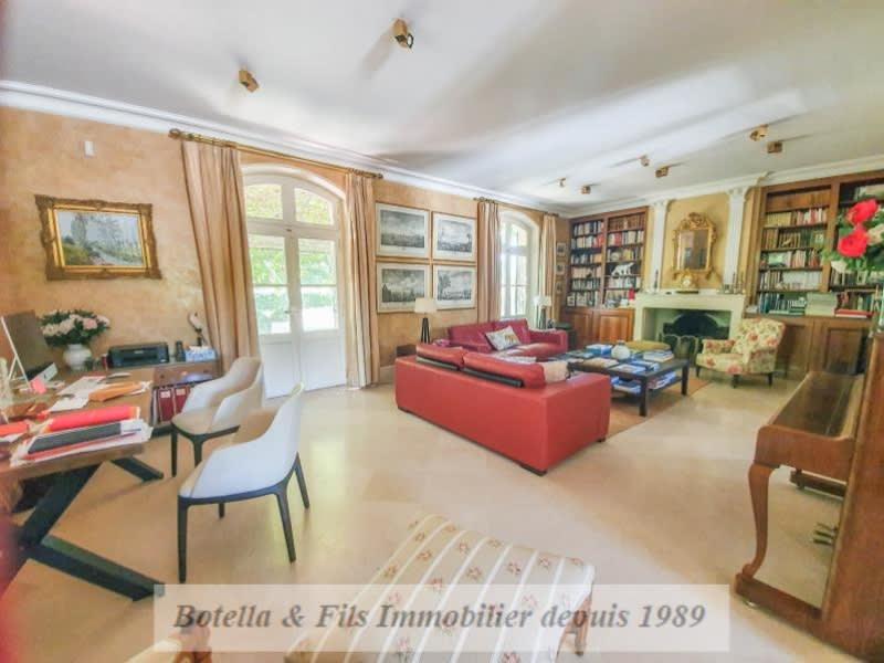 Vente de prestige maison / villa Uzes 990000€ - Photo 7
