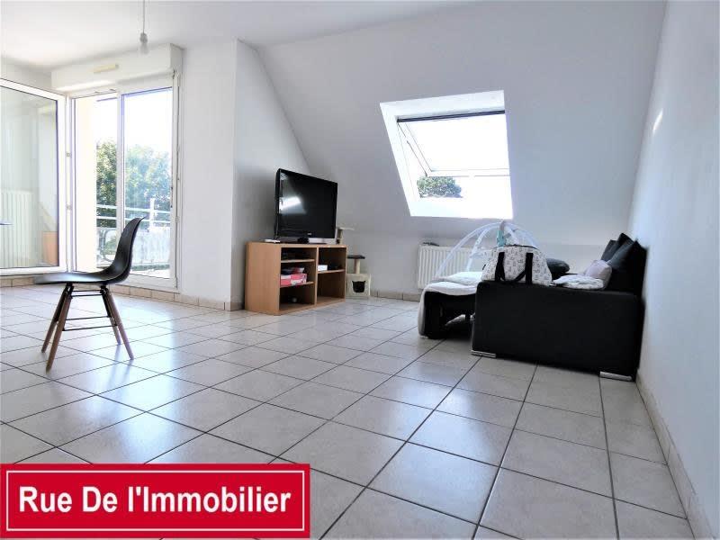 Sale apartment Bouxwiller 138030€ - Picture 2