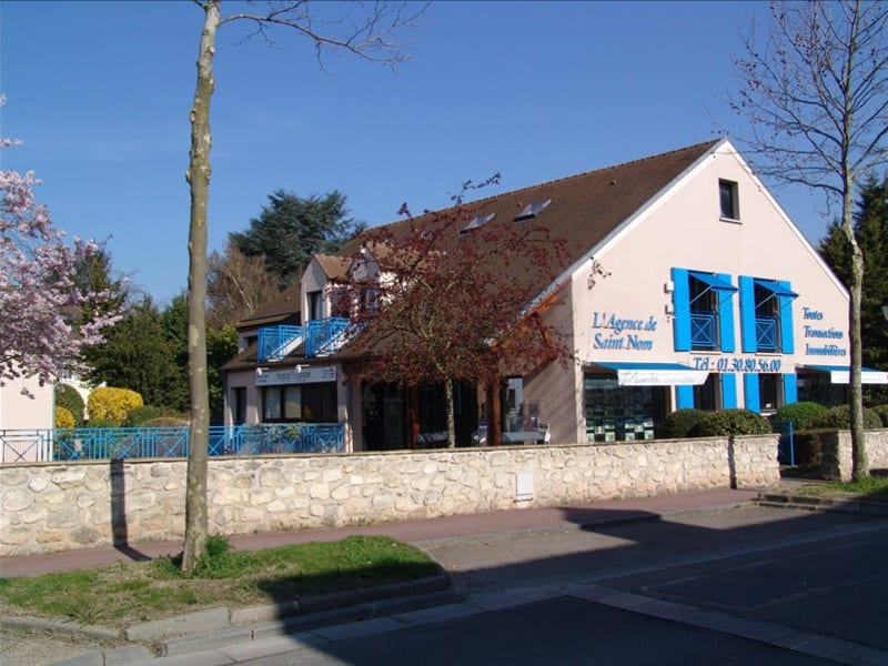 Location bureau St nom la breteche 1 500€ HC - Photo 1