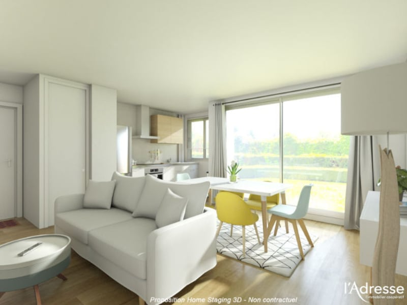 Sale apartment Marly le roi 161000€ - Picture 1