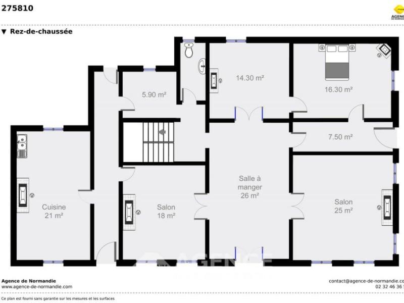 Vente maison / villa La ferté-frênel 275000€ - Photo 7
