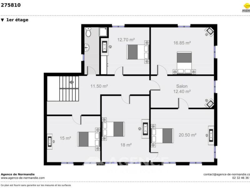 Vente maison / villa La ferté-frênel 275000€ - Photo 10