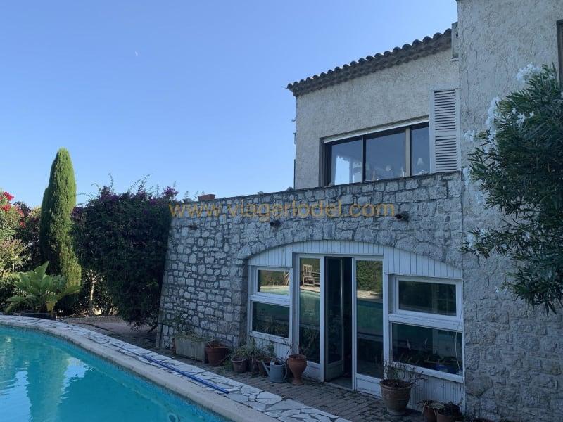 Verkauf auf rentenbasis haus La colle-sur-loup 255000€ - Fotografie 1
