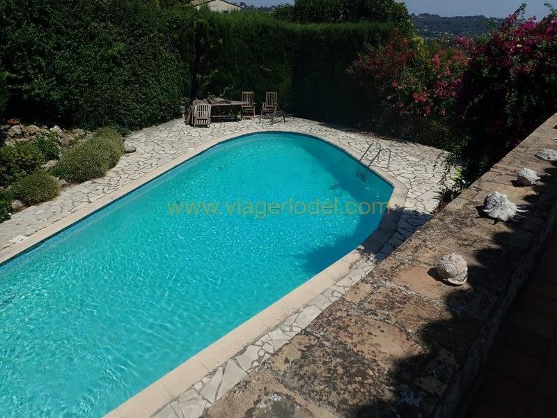 Verkauf auf rentenbasis haus La colle-sur-loup 255000€ - Fotografie 3