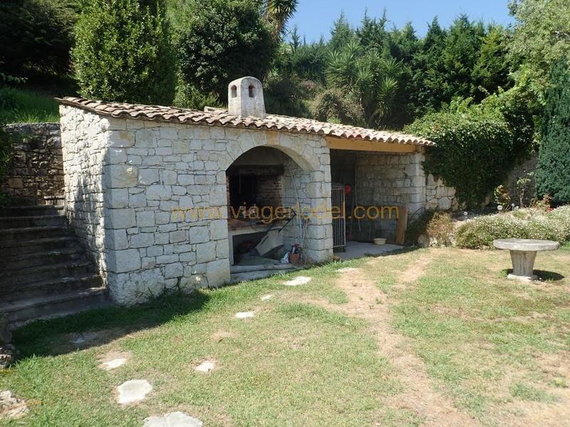 Life annuity house / villa La colle-sur-loup 255000€ - Picture 5
