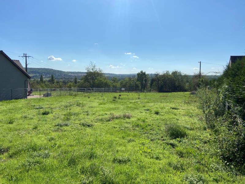 Vente terrain Mousseaux sur seine 82000€ - Photo 1