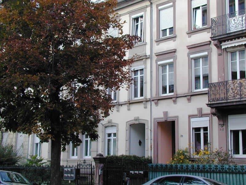 Strasbourg - 4 pièce(s) - 115 m2 - 1er étage