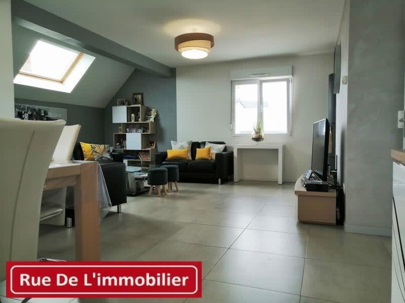 Vente maison / villa Haguenau 288500€ - Photo 2